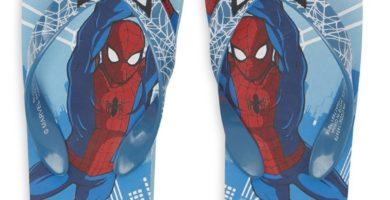 Chanclas de Spiderman de niño pequeño