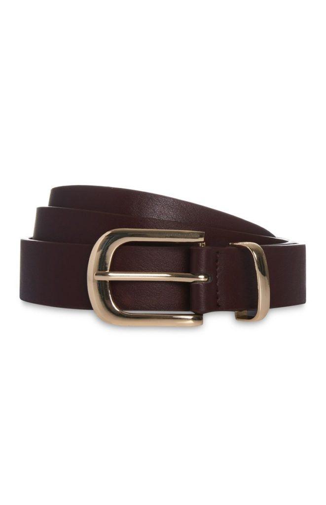 Cinturón formal