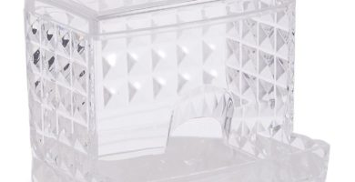 Envase transparente