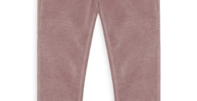 Pantalón con cremalleras de niña mayor