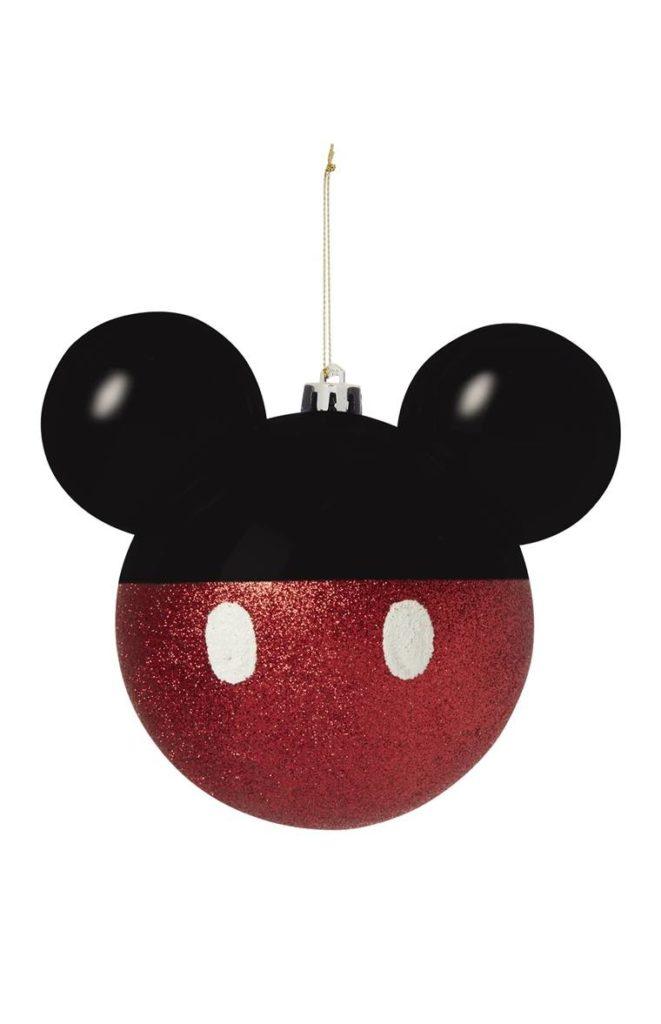 Bola de navidad decorativa de Mickey Mouse