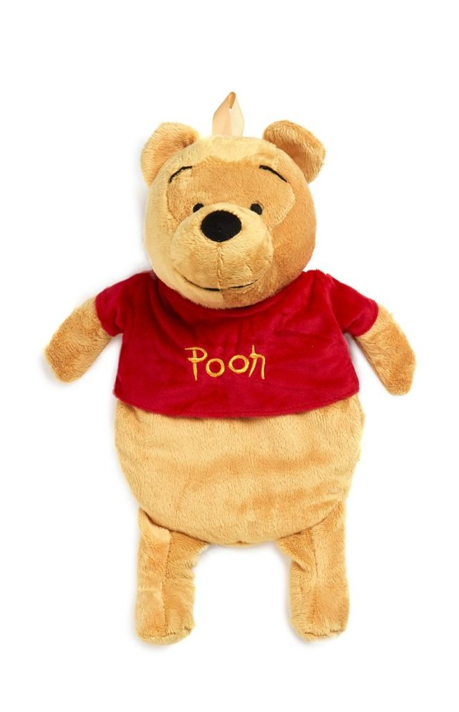 Bolsa de agua caliente Winnie The Pooh