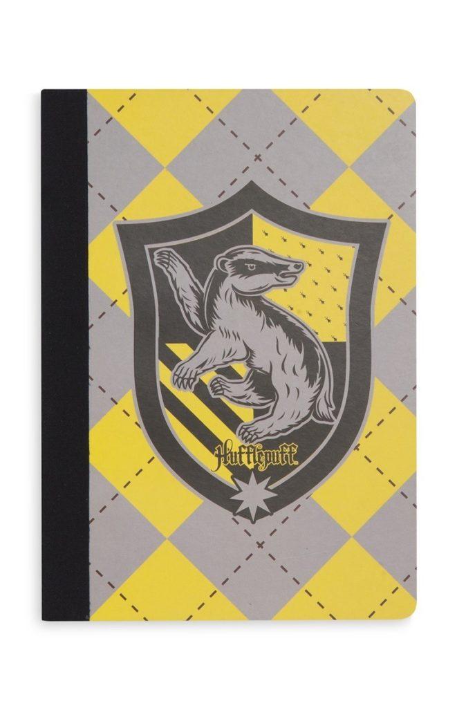 Cuaderno de Harry Potter