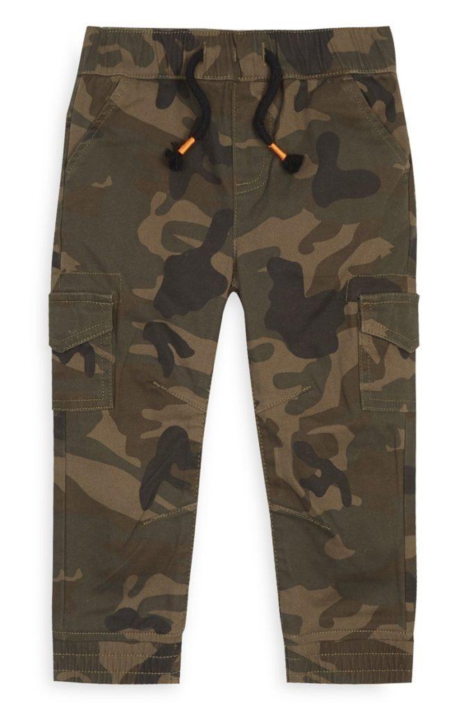 Pantalones de camuflaje