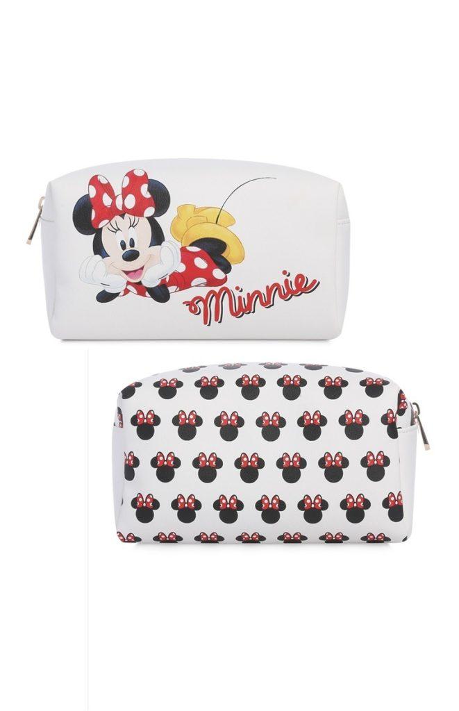 Bolsa de cosméticos Minnie Mouse