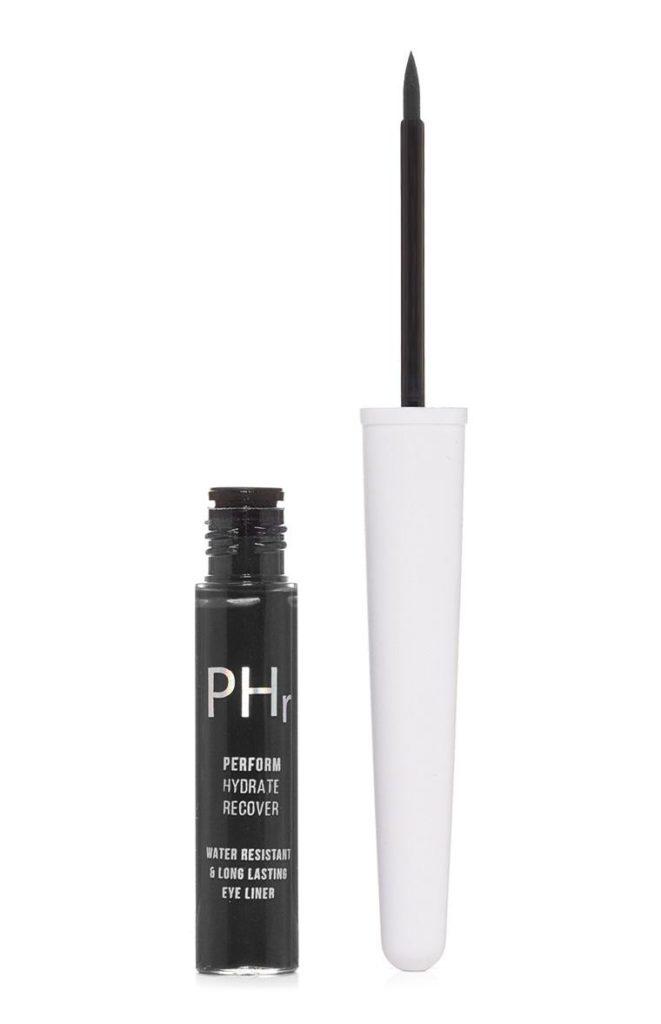 Delineador de ojos líquido negro a prueba de agua de PHr