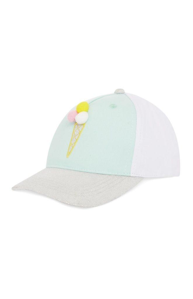 Gorra de béisbol de la moda 3D