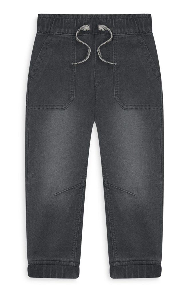 Jean gris de niño