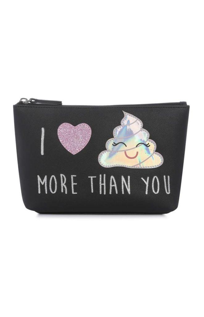Bolsa con Emoji y slogan