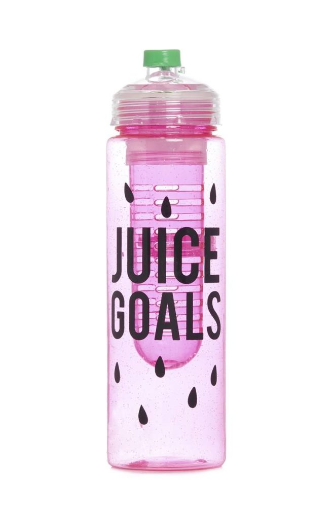 Botella deportiva infusor «Juice Goals»