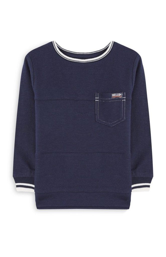 Suéter para bebé niño