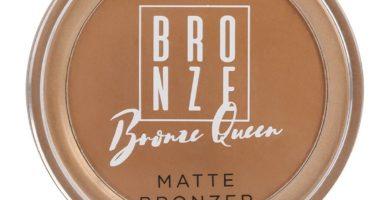 Bronceador mate marrón oscuro de PS