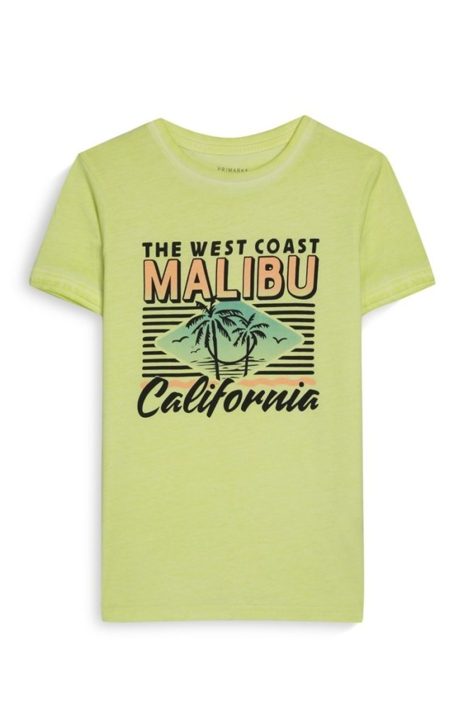 Camiseta «Malibu» de niño mayor