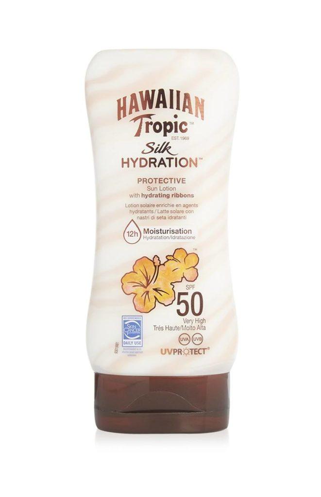 Crema solar factor 50 de Hawaiian Tropic