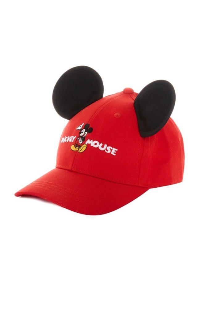 Gorra de béisbol de Mickey Mouse