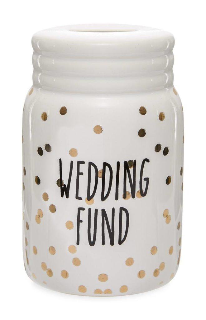 Hucha para bodas