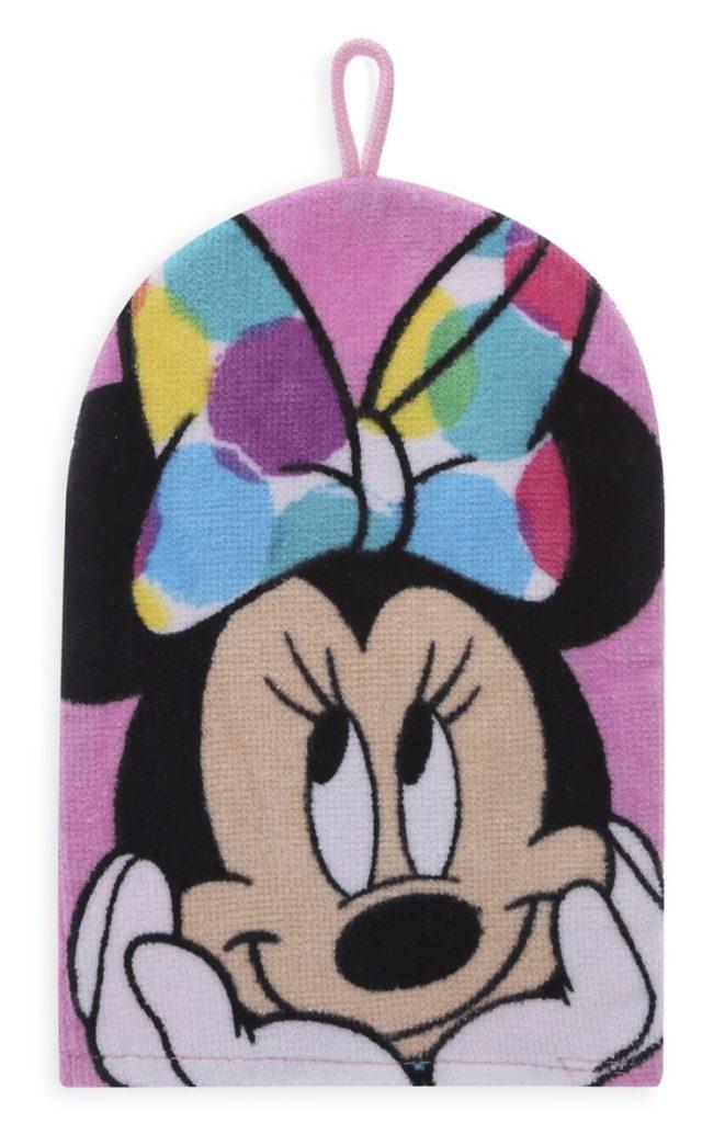 Manopla de baño de Minnie Mouse Disney