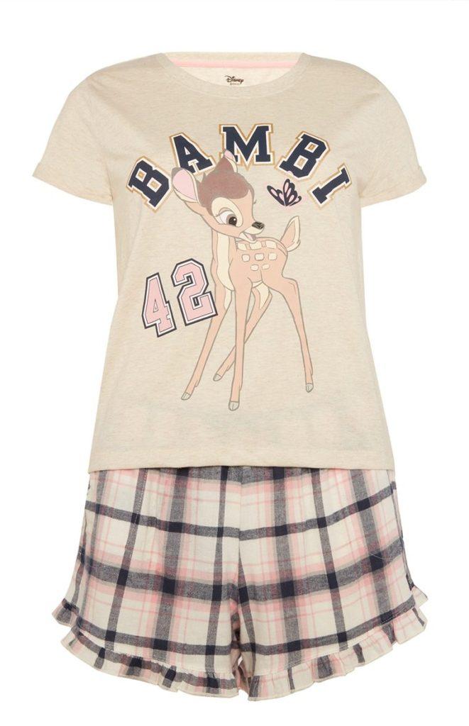 Pijama de Bambi