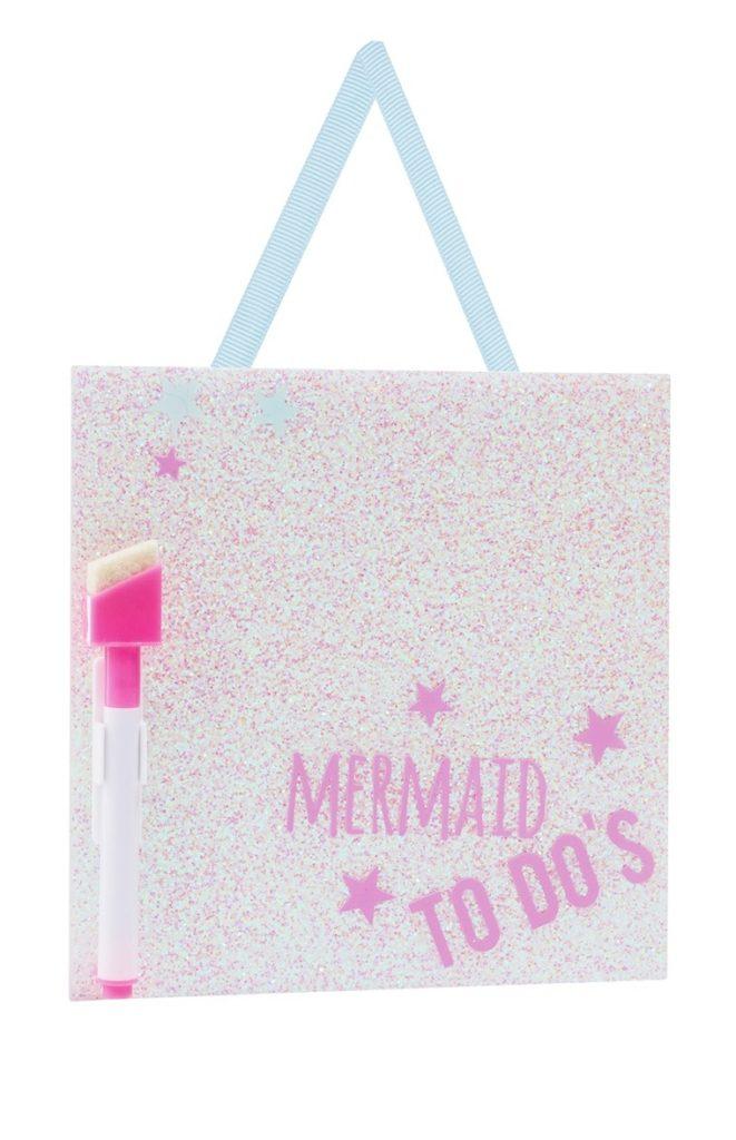 Pizarra «Mermaid To Do's»
