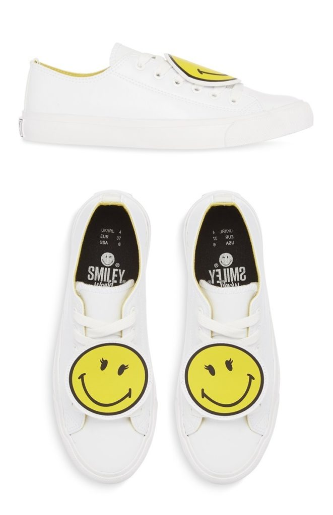 Zapatillas de Smiley