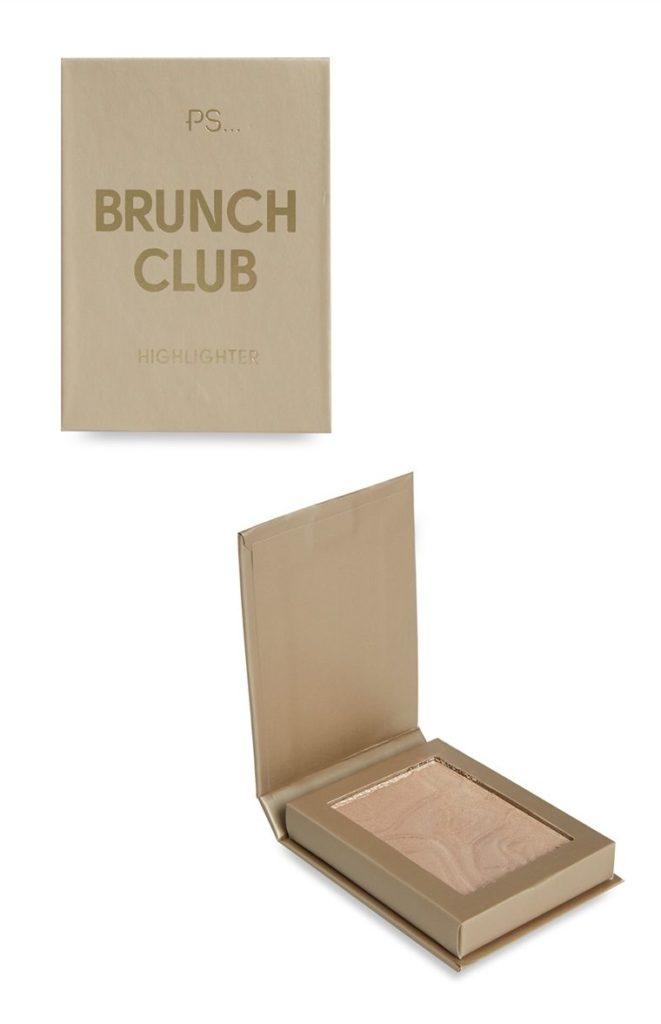 Iluminador «Brunch Club»