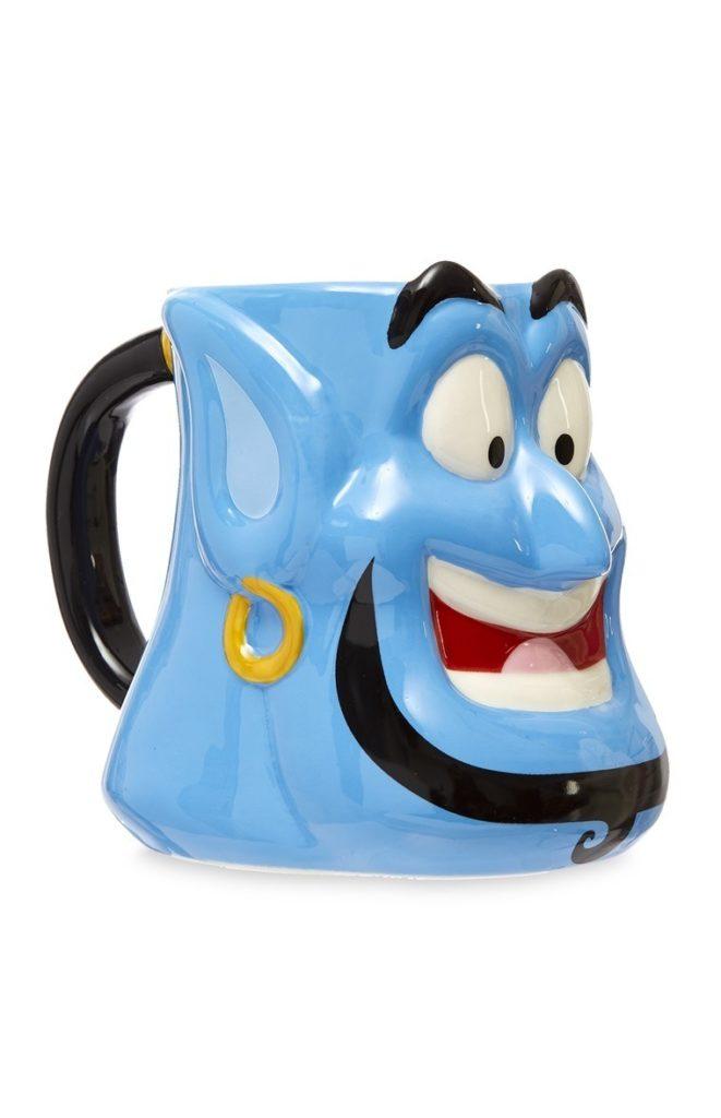 Taza del genio de Aladdín de Disney