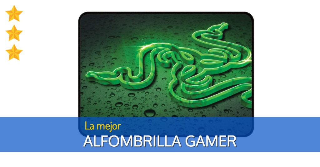 Alfombrilla Gamer