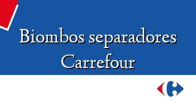 Comprar &#160Biombos separadores Carrefour