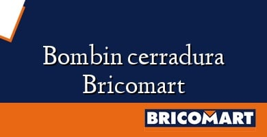 Bombin cerradura Bricomart