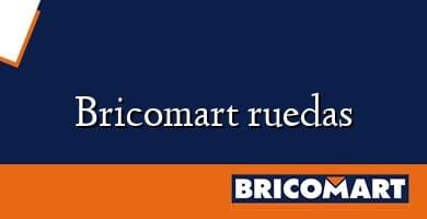Bricomart ruedas