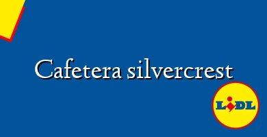 Comprar &#160Cafetera silvercrest