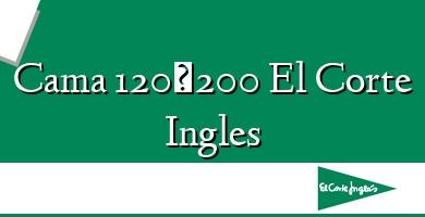 Comprar  &#160Cama 120×200 El Corte Ingles