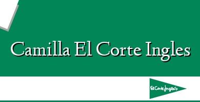 Comprar  &#160Camilla El Corte Ingles