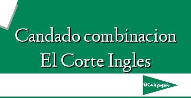 Comprar &#160Candado combinacion El Corte Ingles