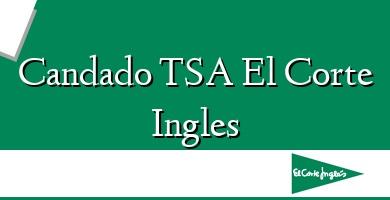 Comprar  &#160Candado TSA El Corte Ingles