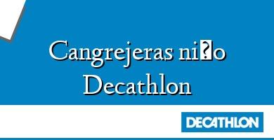 Comprar  &#160Cangrejeras niño Decathlon