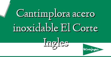 Comprar &#160Cantimplora acero inoxidable El Corte Ingles