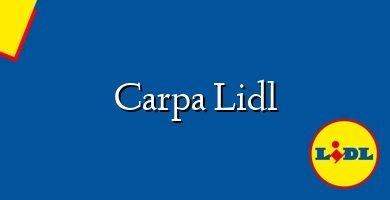 Comprar &#160Carpa Lidl