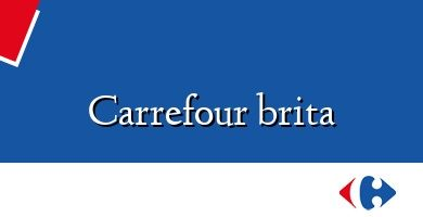 Comprar &#160Carrefour brita