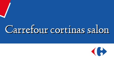 Comprar  &#160Carrefour cortinas salon