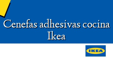 Comprar  &#160Cenefas adhesivas cocina Ikea