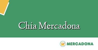 Comprar  &#160Chia Mercadona