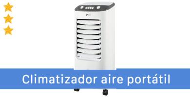 Climatizador Aire Portatil