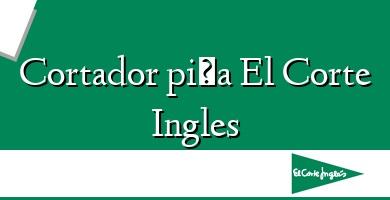 Comprar &#160Cortador piña El Corte Ingles