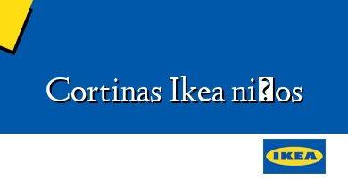 Comprar  &#160Cortinas Ikea niños