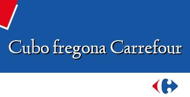 Comprar &#160Cubo fregona Carrefour