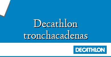 Comprar &#160Decathlon tronchacadenas
