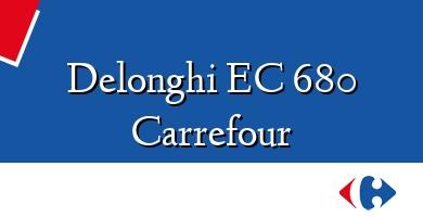 Comprar  &#160Delonghi EC 680 Carrefour