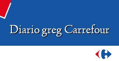 Comprar  &#160Diario greg Carrefour