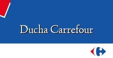 Comprar  &#160Ducha Carrefour